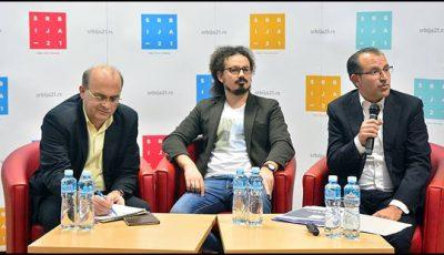 Jedna-iz-serija-tribina-Zašto-ljudi-odlaze-iz-Srbije