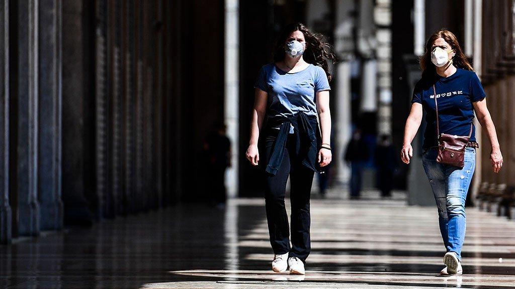 žene šetaju