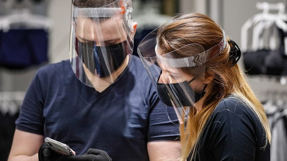 Russian's in PPE