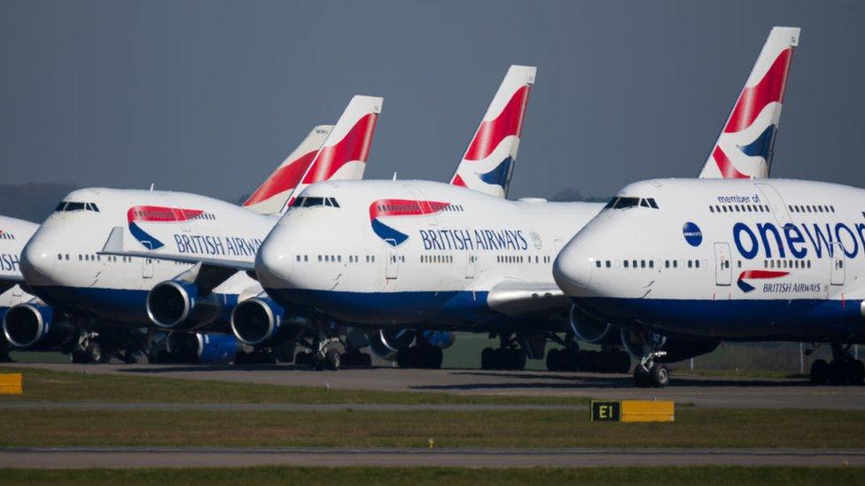 Avioni Britiš ervejza