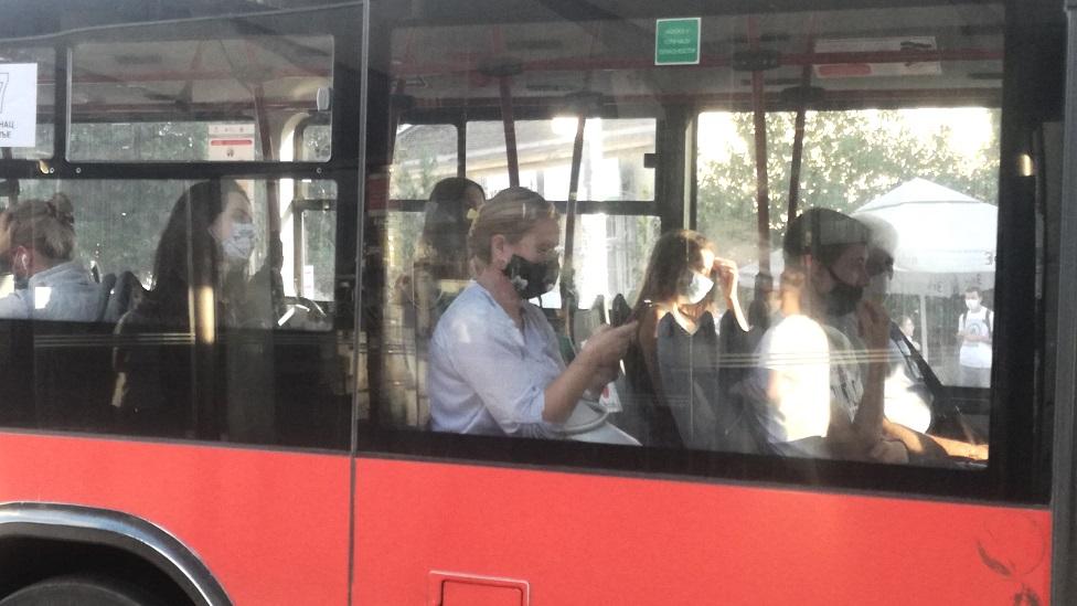 gradski prevoz u Beogradu