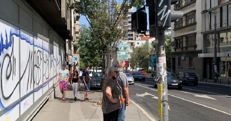 ulice, beograd