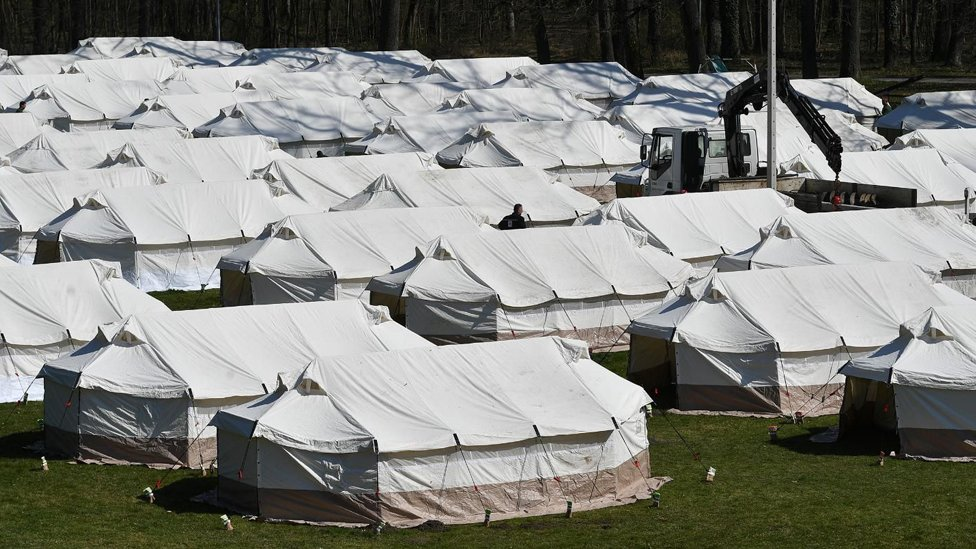 Kamp za izolaciju