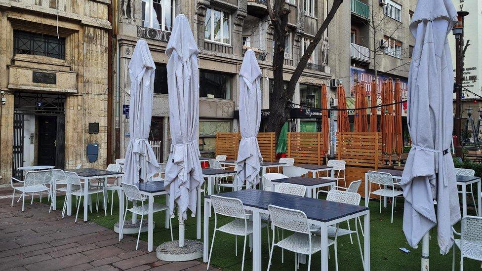 Beograd tokom vikenda