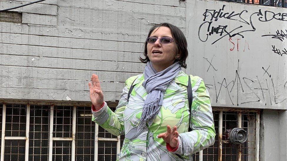Ljiljana Radošević je istoričarka umetnosti